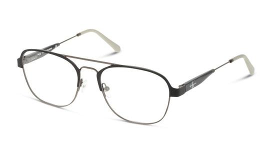 CKJ 18102 Men's Glasses Transparent / Black
