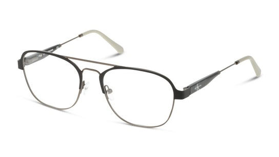 CKJ 18102 (001) Glasses Transparent / Black