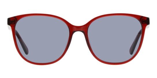 CKJ 20523SGV (603) Sunglasses Blue / Burgundy