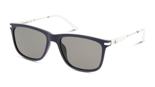 CKJ 20700SGV (405) Sunglasses Grey / Blue