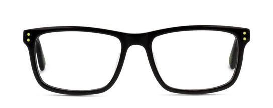 5536 Men's Glasses Transparent / Black