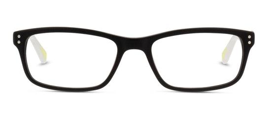7237 Men's Glasses Transparent / Black