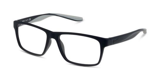 7101 Men's Glasses Transparent / Navy