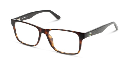 L2741 (214) Glasses Transparent / Tortoise Shell