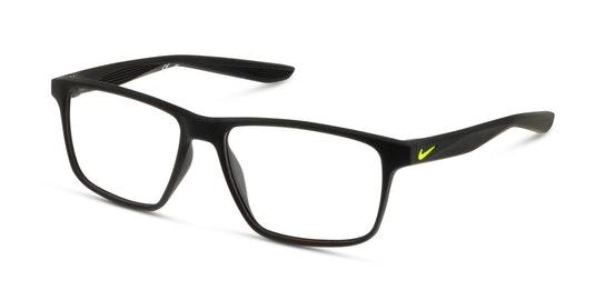 5002 Men's Glasses Transparent / Black