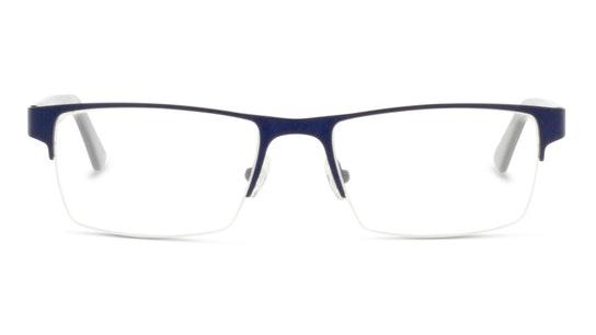 L2237 Men's Glasses Transparent / Navy