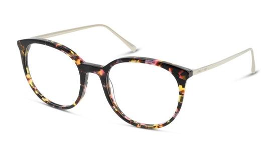 LO 2605 Women's Glasses Transparent / Black