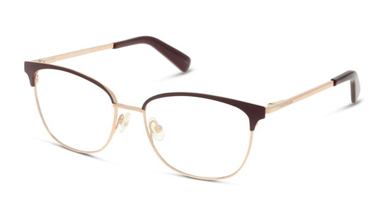 LO 2103 Women's Glasses Transparent / Brown