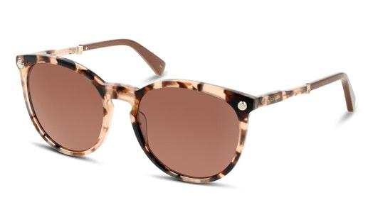 LO 608S (280) Sunglasses Brown / Tortoise Shell