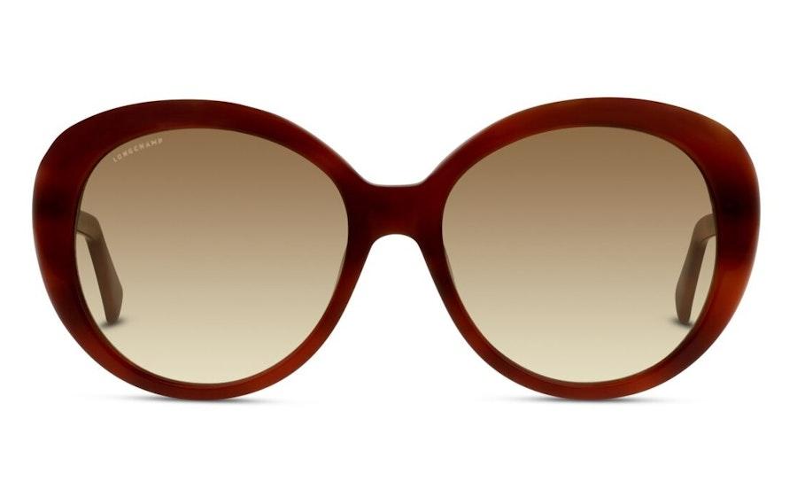 Longchamp LO 600S Women's Sunglasses Grey / Tortoise Shell