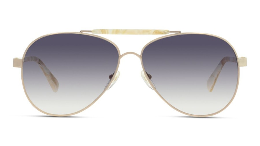 Longchamp LO 109S (103) Sunglasses Blue / Silver