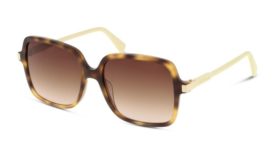 LO 641S (220) Sunglasses Brown / Tortoise Shell