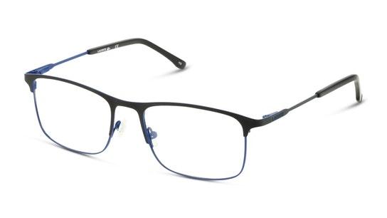 L2252 Men's Glasses Transparent / Black