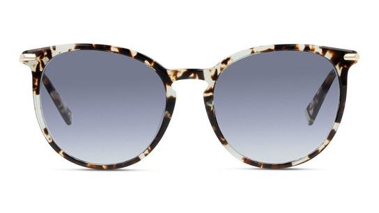 LO 646S Women's Sunglasses Blue / Tortoise Shell