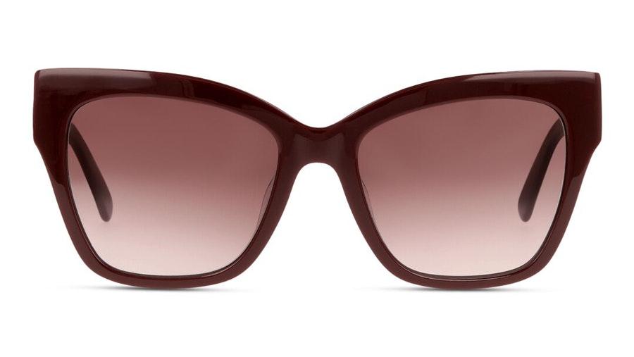 Longchamp LO 650S Women's Sunglasses Burgundy / Burgundy