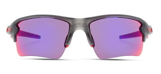 Flak 2.0 XL OO 9188 (918804) Sunglasses Orange / Grey