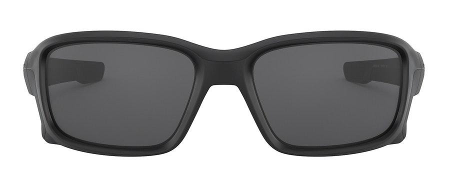 Oakley Straightlink OO 9331 Men's Sunglasses Grey / Black