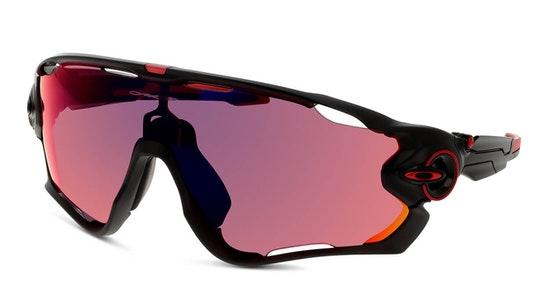 Jawbreaker OO 9290 (929020) Sunglasses Pink / Black