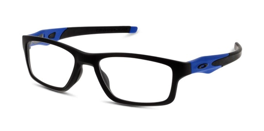 Crosslink MNP OX 8090 Men's Glasses Transparent / Black