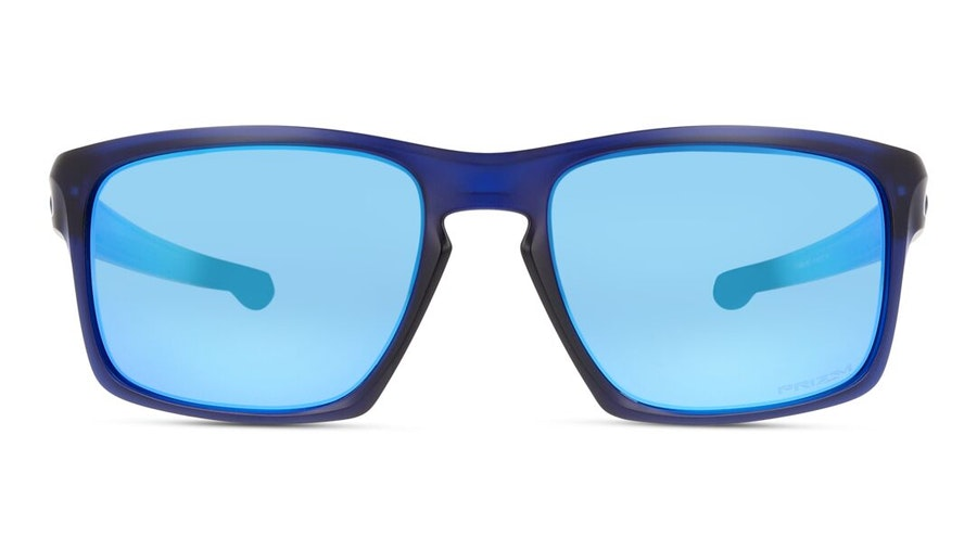 Oakley Sliver OO 9262 (926245) Sunglasses Blue / Blue