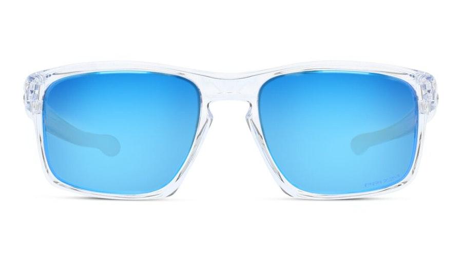 Oakley Sliver OO 9262 (926247) Sunglasses Violet / Transparent