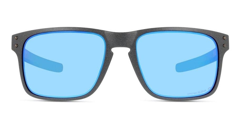 Oakley Holbrook Mix OO 9384 (938410) Sunglasses Blue / Grey
