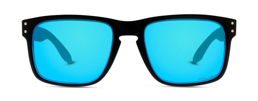 Oakley Holbrook OO 9102 (9102F0) Sunglasses Blue / Black