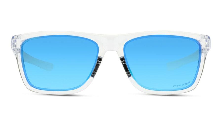 Oakley Holston OO 9334 Men's Sunglasses Violet / Transparent