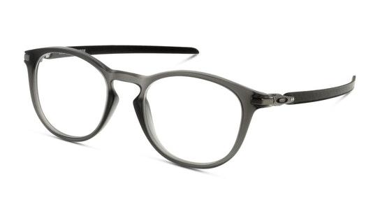 Pitchman R Carbon OX 8149 Men's Glasses Transparent / Grey