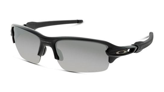 Flak XS OJ 9005 (900508) Youth Sunglasses Grey / Black