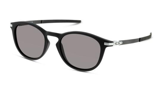 Pitchman R OO 9439 Men's Sunglasses Grey / Black