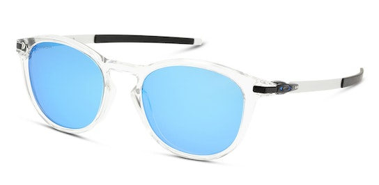 Pitchman R OO 9439 Men's Sunglasses Grey / Clear