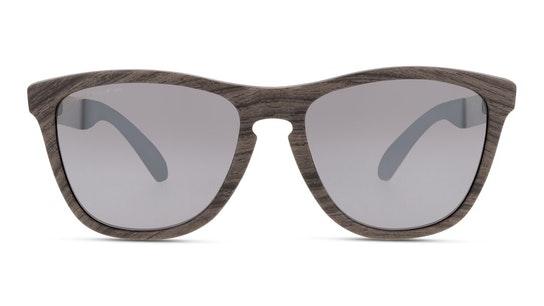 Frogskins Mix OO 9428 Men's Sunglasses Grey / Brown
