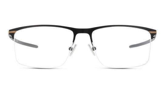 Tie Bar 0.5 OX 5140 (Large) (514001) Glasses Transparent / Orange