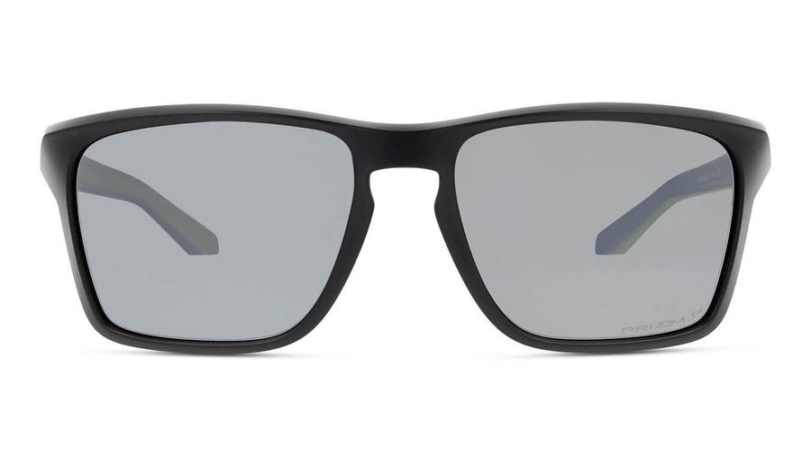 Oakley Sylas OO 9448 Men's Sunglasses Grey / Black