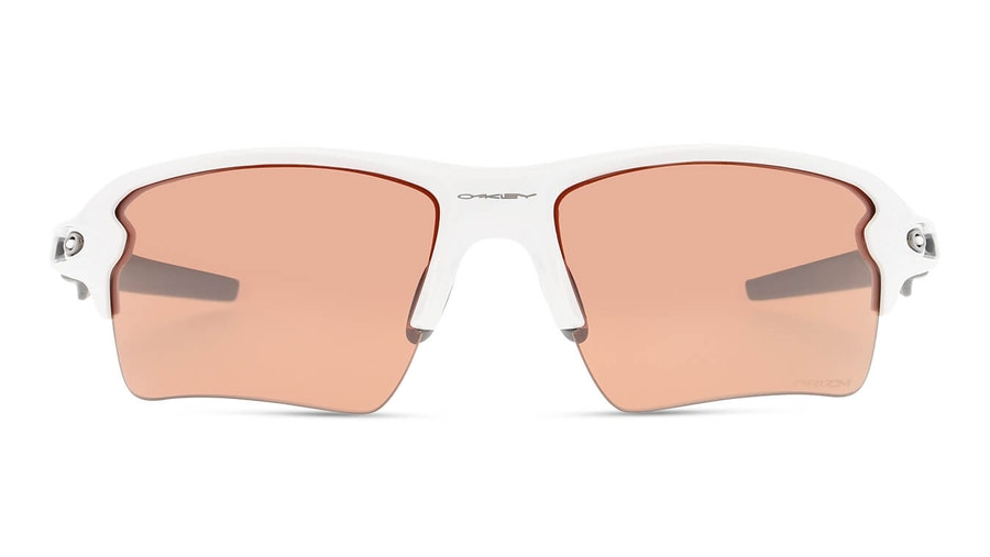 Oakley Flak 2.0 XL OO 9188 Men's Sunglasses Violet / White