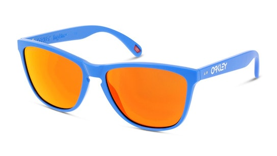 Frogskins 35th OO 9444 (944404) Sunglasses Green / Blue