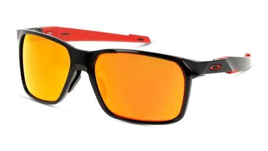 Portal X OO 9460 (946005) Sunglasses Brown / Black