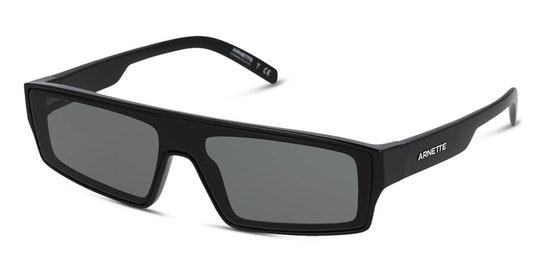 Syke AN 4268 Unisex Sunglasses Grey / Black
