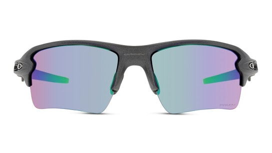 Flak 2.0 XL OO 9188 (9188F3) Sunglasses Violet / Black