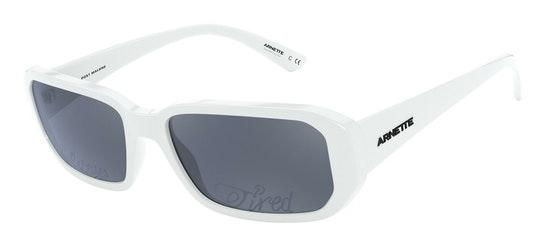 Post Malone x Arnette AN 4265 (2607AM) Sunglasses Blue / White