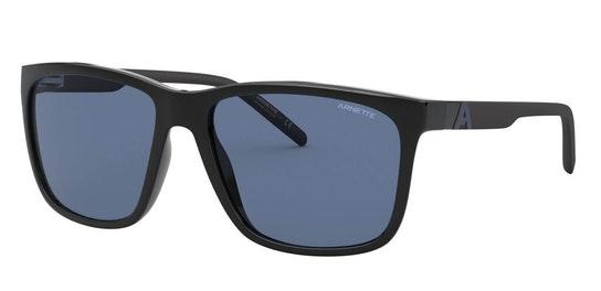 Adios Baby! AN 4272 Unisex Sunglasses Blue / White