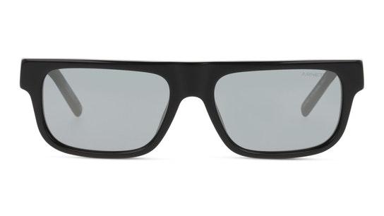 Gothboy AN 4278 Unisex Sunglasses Grey / Black