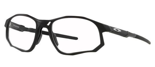 OX 8171 Men's Glasses Transparent / Black