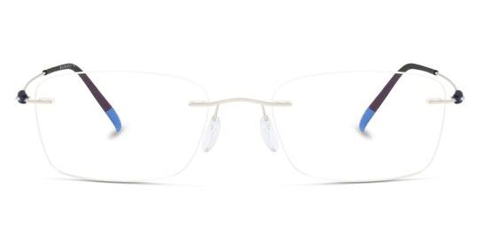 Dynamics Colorwave 5500 Men's Glasses Transparent / Silver
