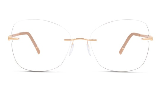 Momentum 5529 Women's Glasses Transparent / Gold