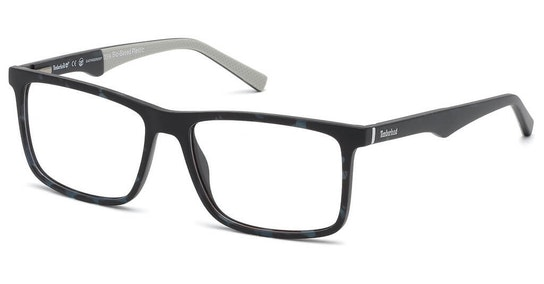 TB 1627 (Large) (055) Glasses Transparent / Green
