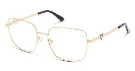 GU 2728 (032) Glasses Transparent / Gold