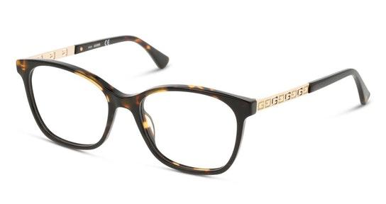 GU 2743 Women's Glasses Transparent / Tortoise Shell