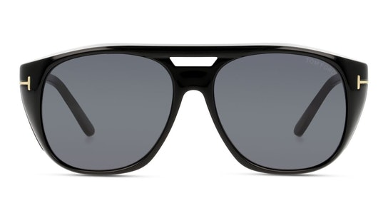 Fender FT 799 (01A) Sunglasses Blue / Black